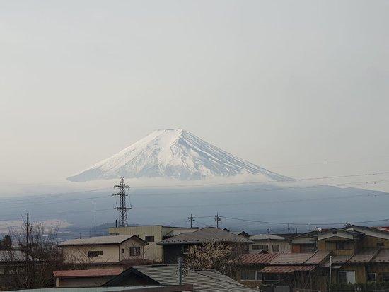 Mt Fuji, Hakone, Lake Ashi Cruise and Bullet Train Day Trip from Tokyo Photo