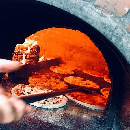 Il Giardino delle Delizie: Le nostre pizze !