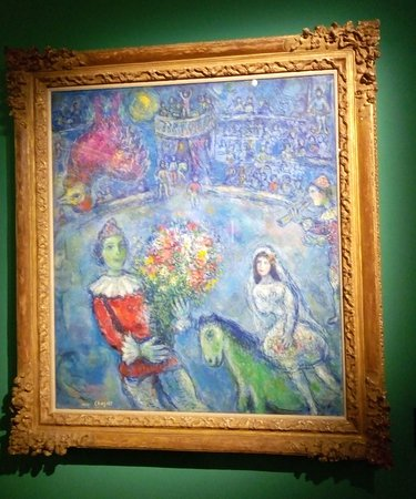 Chagall - Sogno d'amore