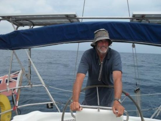 Introducing your Skipper Neil