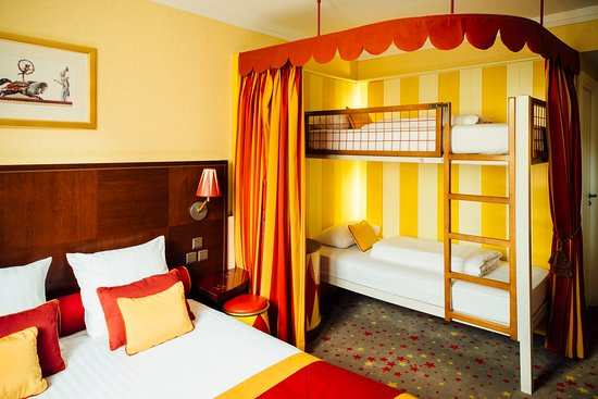 Disneyland Paris Hotel Camere : Vienna house magic circus paris $90 $̶1̶0̶6̶ updated 2019 prices