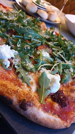 Pizzaexpress Prestwich Picture Of Pizza Express Prestwich