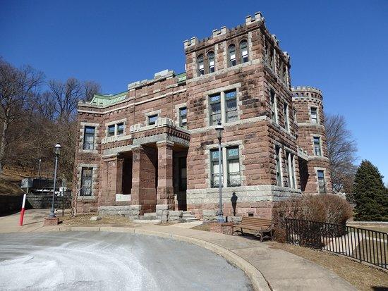 Woodland Park, Nueva Jersey: Lambert Castle