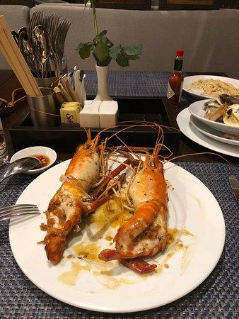 Saturdays seafood night