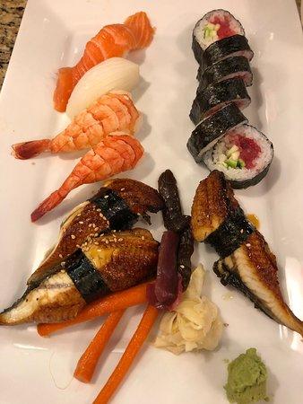 Awesome Japanese Food In Ashland Picture Of Bonsai Teriyaki Sushi Bar Ashland Tripadvisor