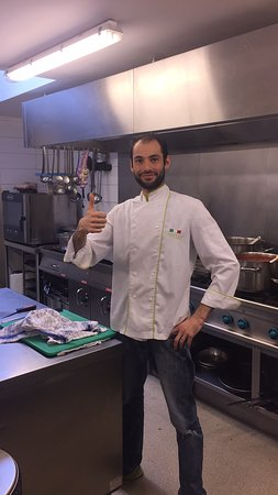 Sint Andries, Belgia: El mejor pizzero , francisco 🔱🍕🇮🇹