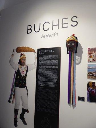 Exposición Buches y Diabletes