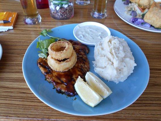 Lemonicious: Filet de poulet