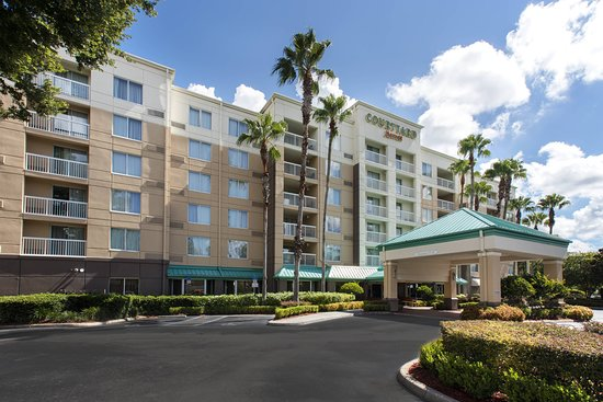 Courtyard by Marriott Orlando Downtown