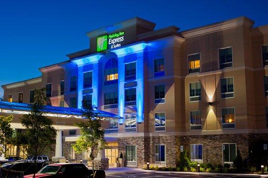 holiday inn express hotel suites columbus easton area. Black Bedroom Furniture Sets. Home Design Ideas
