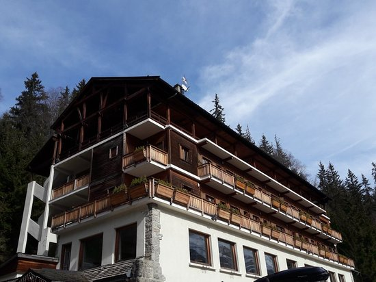 Hotel Les Campanules, hôtels à Chamonix