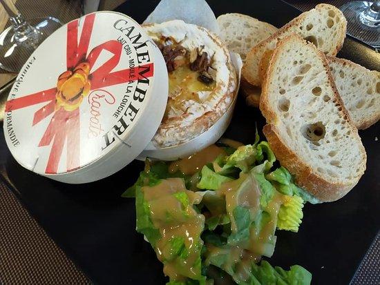 La Parenthese: Camembert rôti