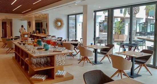 Hotel Caprice Alcudia Port - breakfast buffet