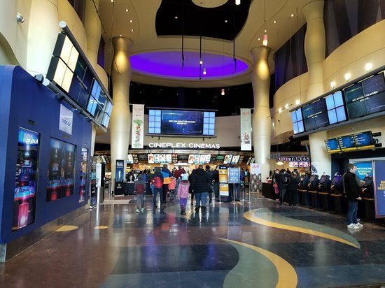 ‪Cineplex Cinemas Queensway & VIP‬