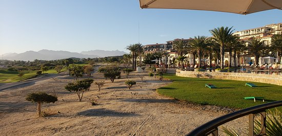 Secrets Puerto Los Cabos Golf & Spa Resort: View from the pool area