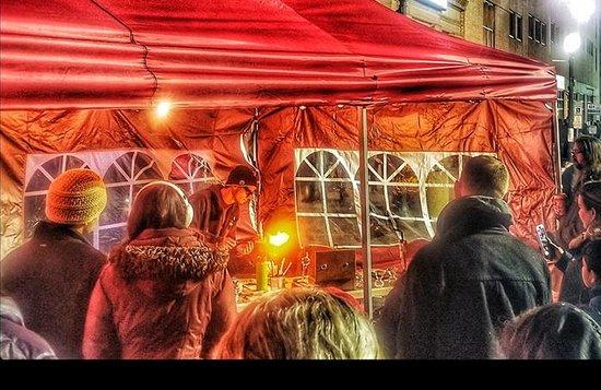 Elizabethtown, بنسيلفانيا: Fire and Ice Festival in Harrisburg Pa.