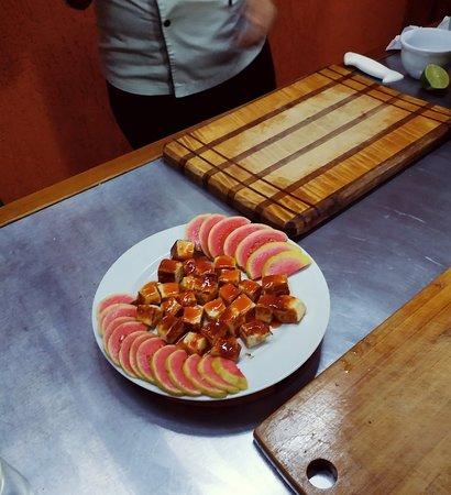 תמונה מSmall-Group Boozy 7-Recipe Brazilian Cooking Class