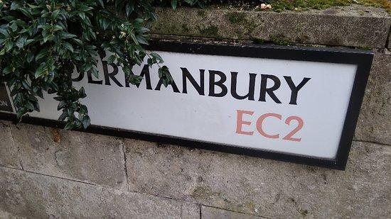 St Mary Aldermanbury Garden
