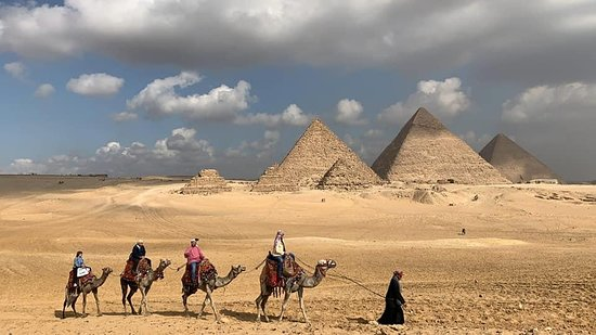 ‪TRAVEL TO EGYPT WITH INTERCONTINENTAL TOURS‬