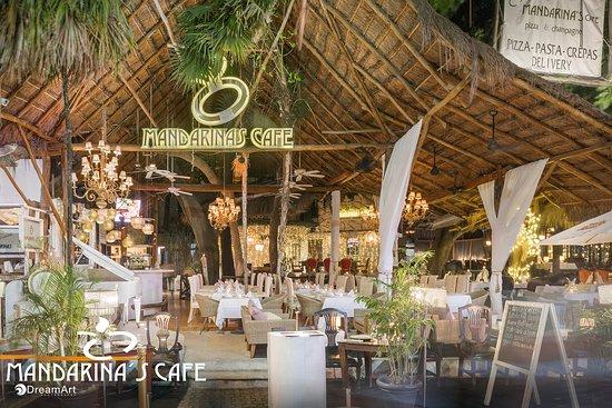 Mandarina S Cafe Playa Del Carmen Restaurant Reviews