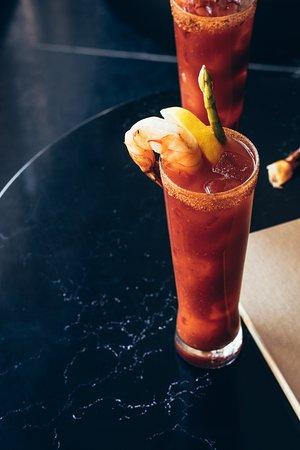Axe Lounge Bar: Axe Caesar