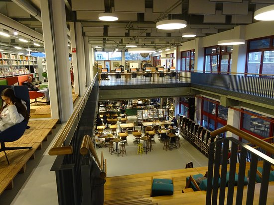 Stadsbibliotheek Gouda