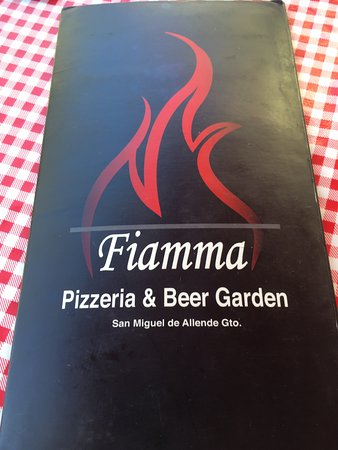 Good pizza but not much selection