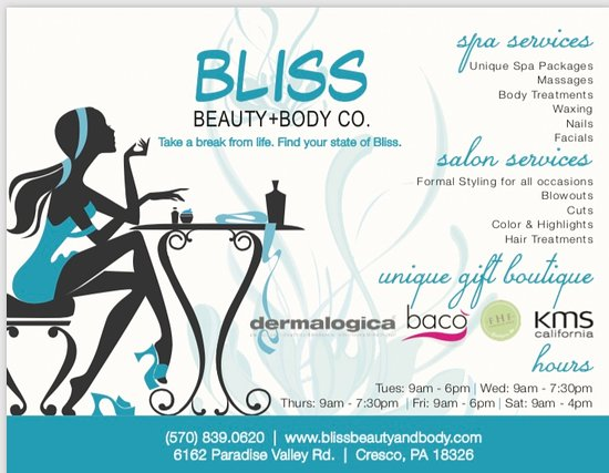 Bliss Beauty + Body Co