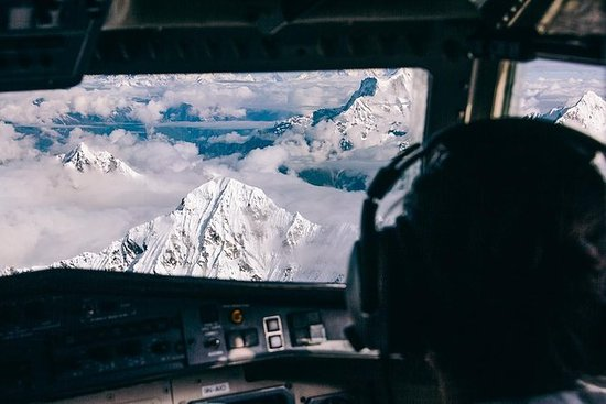 Vuelo panorámico sobre el Himalaya, incluido el Monte Everest desde Katmandú: Scenic Flight Over the Himalayas including Mt Everest from Kathmandu