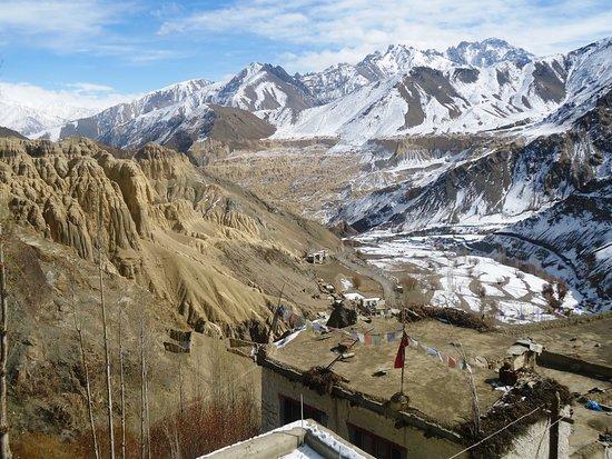 Lunar Lamayuru, Ladakh on 05/02/2019