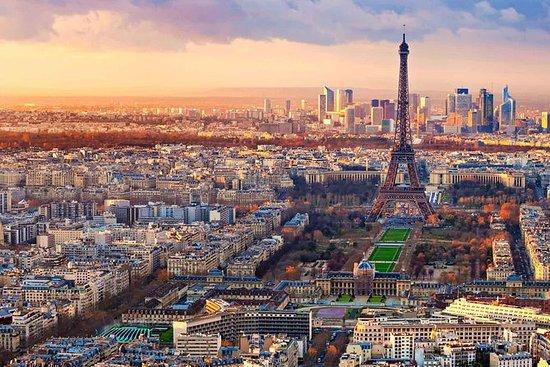 Privattransfer von Angers nach Paris...