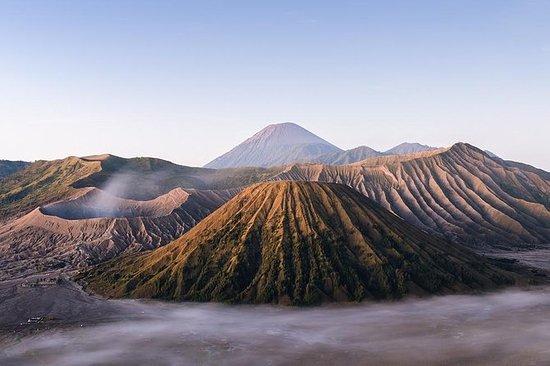 Dagstur - Golden Sunrise Mount Bromo...