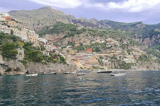 Amalfi coast private cruise