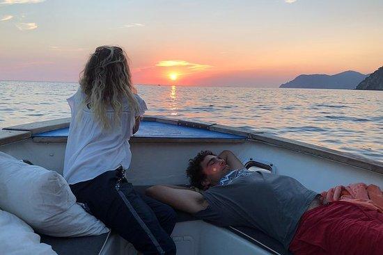 Cinque Terre Sunset Boat Tour