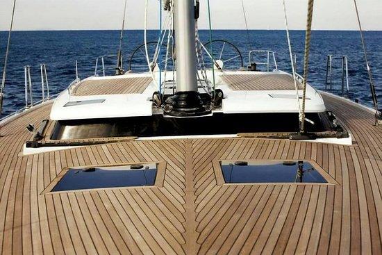 Cruise seiling med skipper Korsika og...