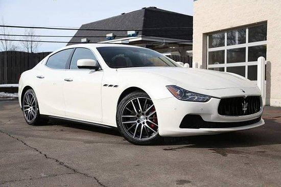 Privat overføring Maserati...