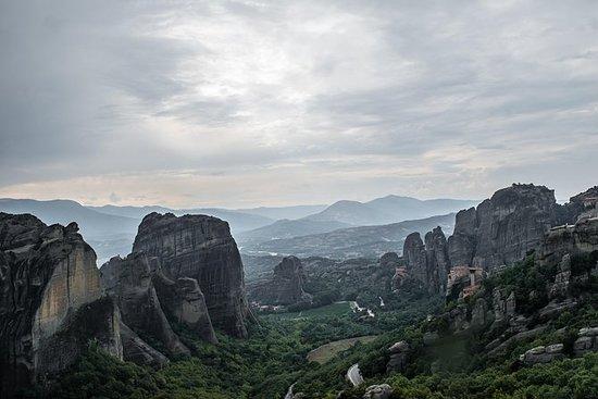 Meteora klostre tur