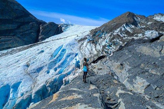Worthington Glacier Trek