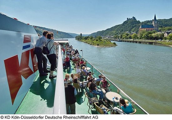 1-hour Panorama Rhine River Cruise in...