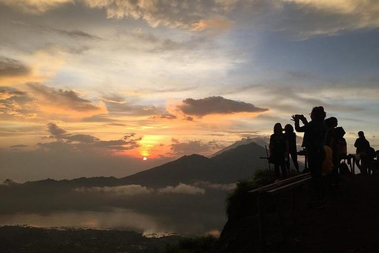 Bali: la belleza del monte Batur...