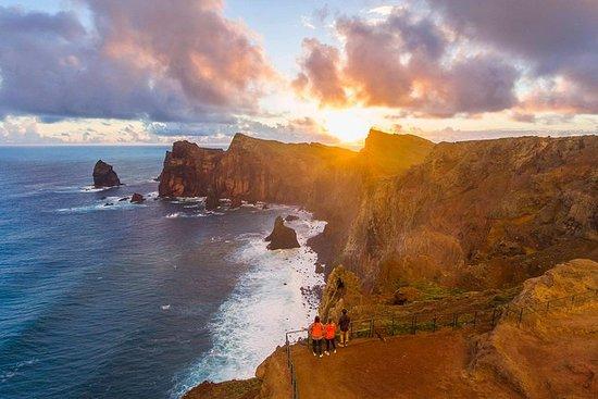 Caminhada ao nascer do sol