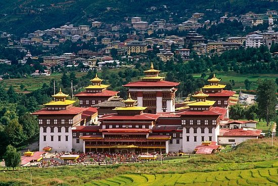 9 Days Bhutan (Happiness is a place...