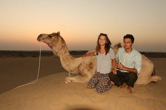 The Desert Life Camel Safari