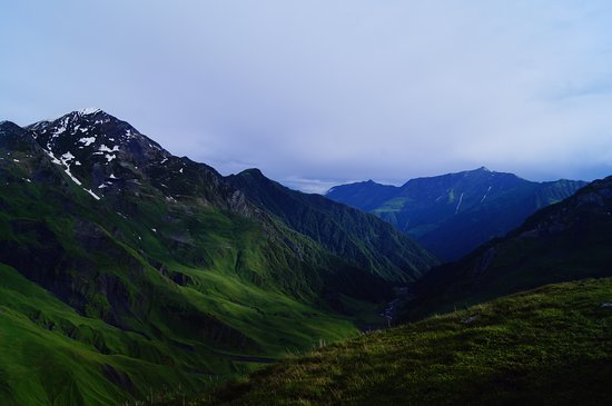 Géorgie : #Gudamakhari #Georgia #trekking #hiking #GeorgianSummits