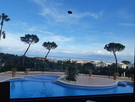 Sorrento Coast, อิตาลี: Meraviglioso risveglio