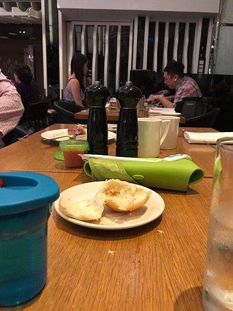 Dining at vasco
