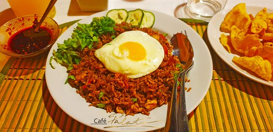 Mathiveri Island: Fried Rice