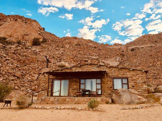 Aus, Namibia: Chalet Eagles View