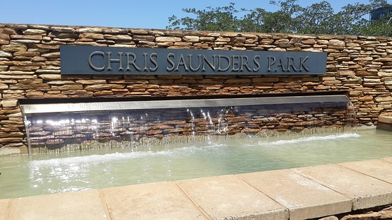 Chris Saunders Park