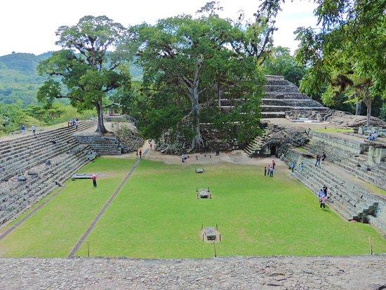 Cartoline da Copan, Honduras